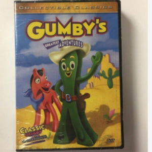 Christmas With Gumby Greatest Adventures