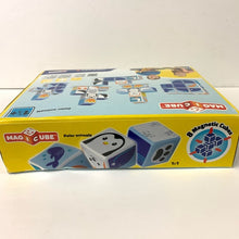 Magic Cube Polar Animals Building Learning STEM