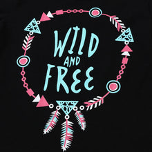 3PC Wild & Free Girl's Outfit