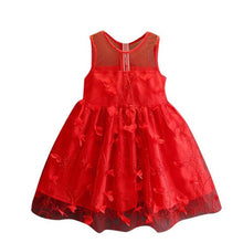 Summer Applique Princess Dress