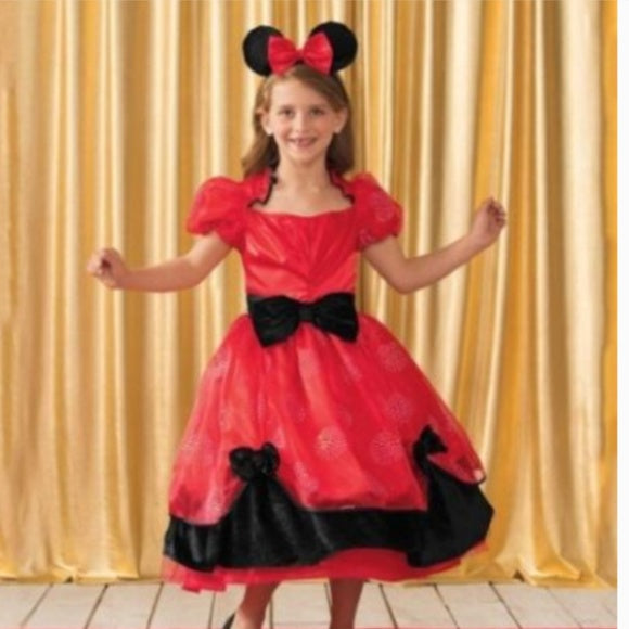Disney Chasing Fireflies Minnie Mouse Costume