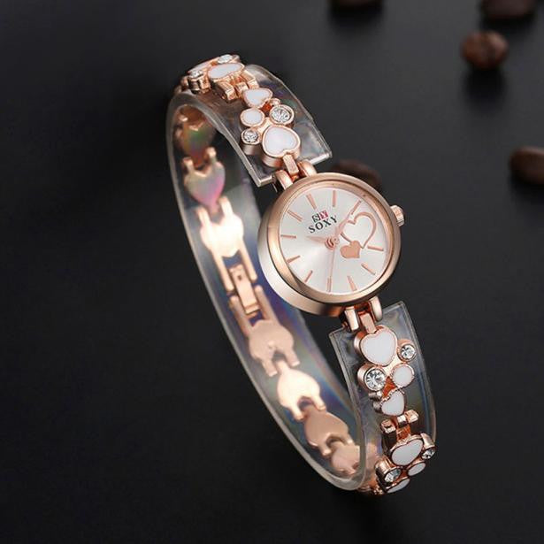 Bracelet Wrist Watch Women Girl Gift