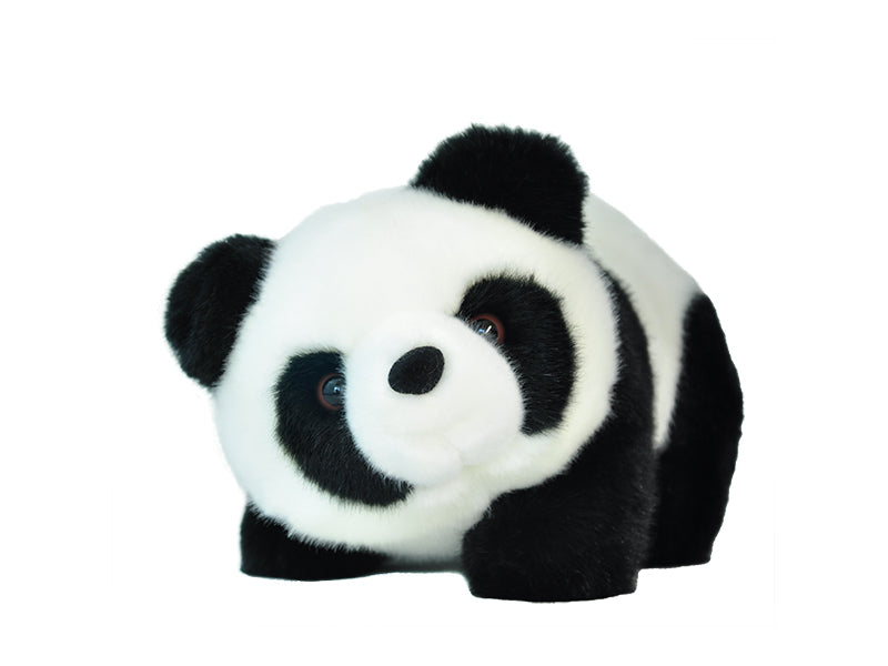 Cute Standing Panda Bear Stuffed Animal --- Oreo