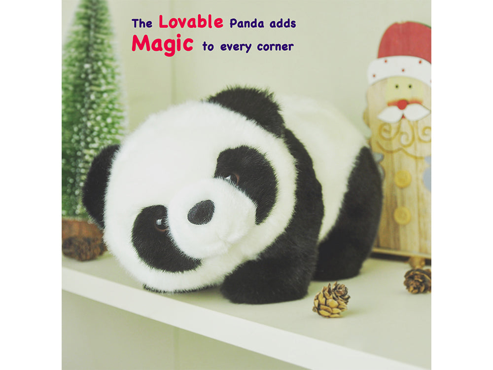 Cute Standing Panda Bear Stuffed Animal Stuffed Panda Bear Oreo 6 5