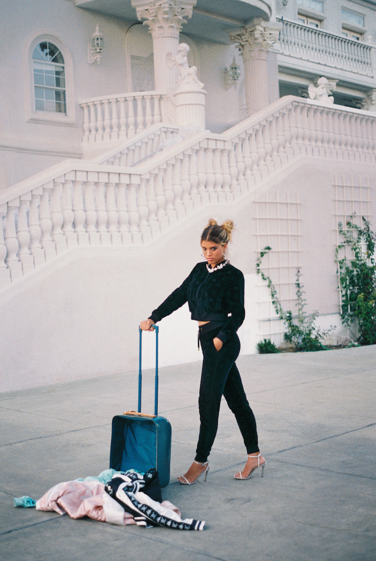 KAPPA X JUICY COUTURE FEATURING SOFIA RICHIE BY AMBER ASALY