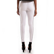 Kappa 222 Banda Anen White Black Leggings