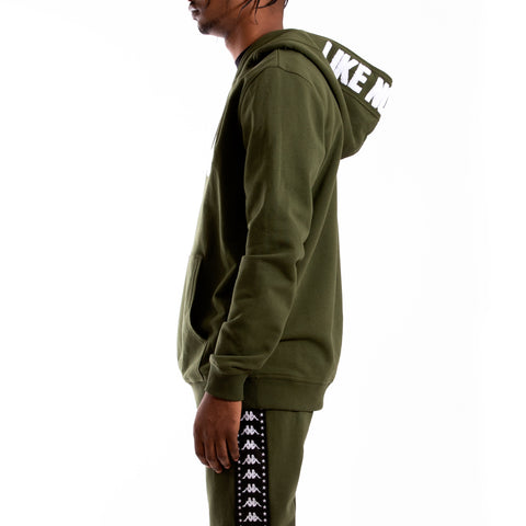 65f09fb040e Authentic Bzalent Green Africa Hoodie – Kappa USA
