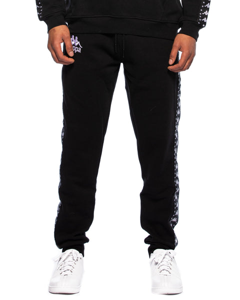 Kappa Authentic Amsag Black Sweatpants