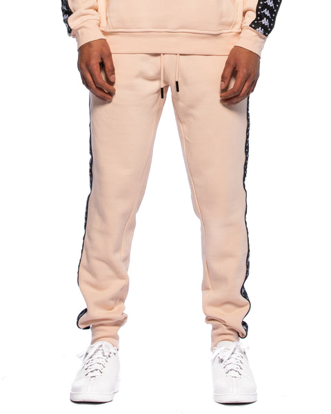 Kappa Authentic Amsag Peach Sweatpant - Front