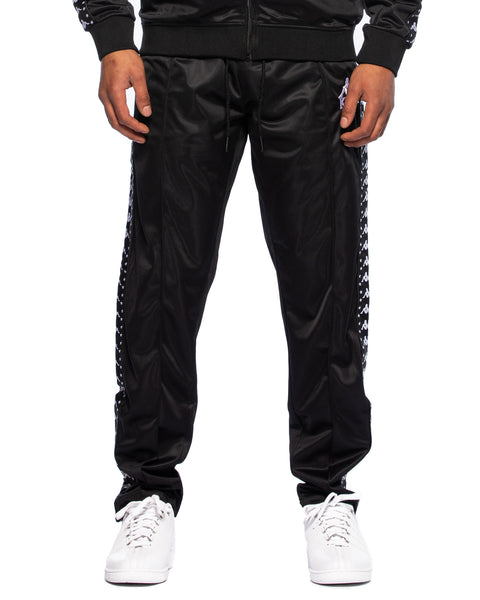 Kappa Authentic Anac Black Trackpant