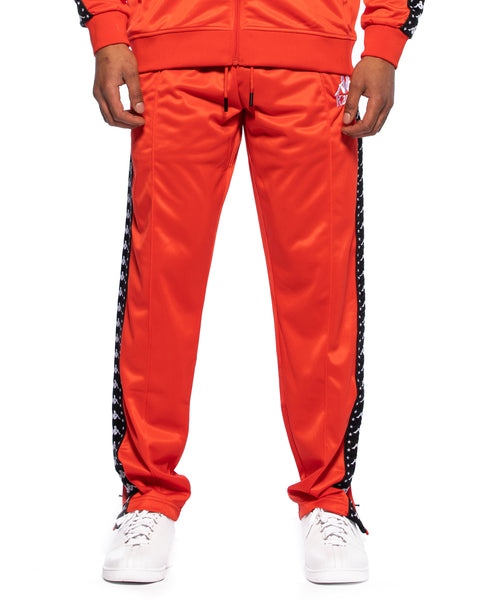 Kappa Authentic Anac Red Trackpant