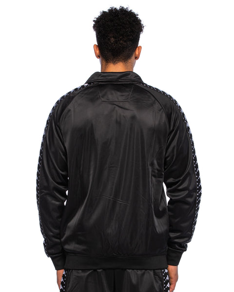 Kappa Authentic Egisto Black Jacket