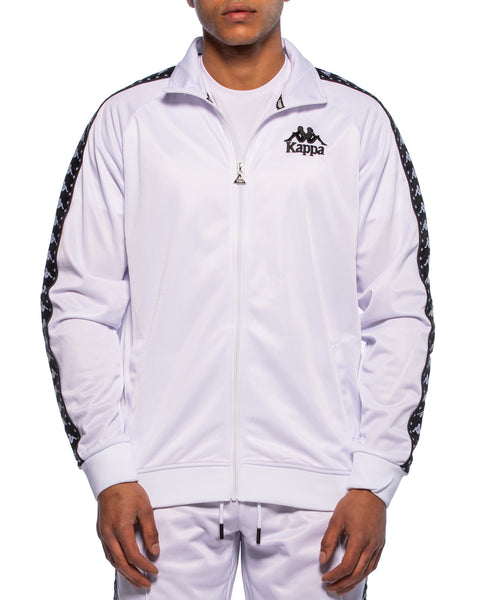 Authentic Egisto White Track Jacket