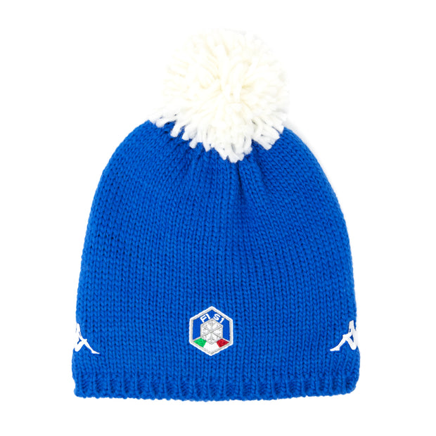 6Cento Flock 3 Fisi Hat - Blue