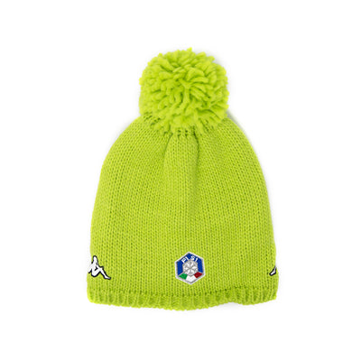 6Cento Flock 3 Fisi Hat - Green Lime