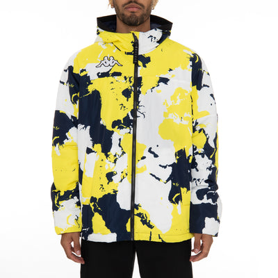6Cento 660F Ski Jacket - Blue Yellow