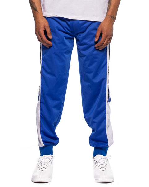 222 Banda 10 Alen Blue Royal White Pants - Front