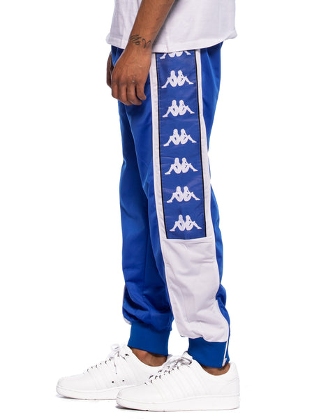 222 Banda 10 Alen Blue Royal White Pants - Side 1