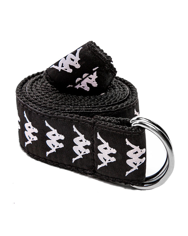 Authentic Banda Belt 3.5 Black White Belt