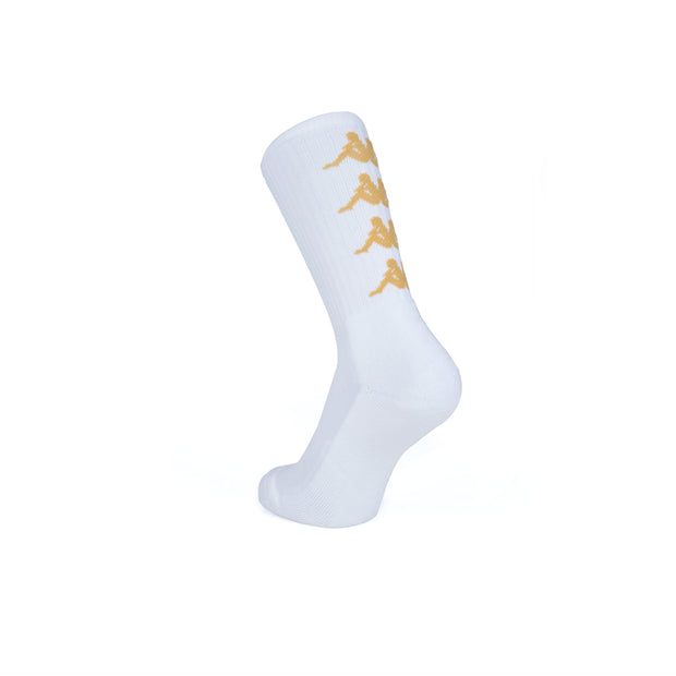 Authentic Amal 1 Pack Socks - White Gold