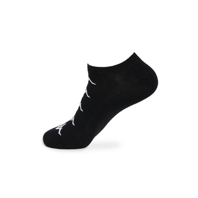 Authentic Assis 1 Pack Socks - Black White