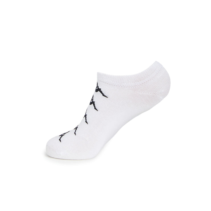 Authentic Assis 1 Pack Socks - White Black