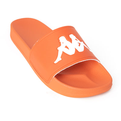 Authentic Adam 2 Slides - Orange White
