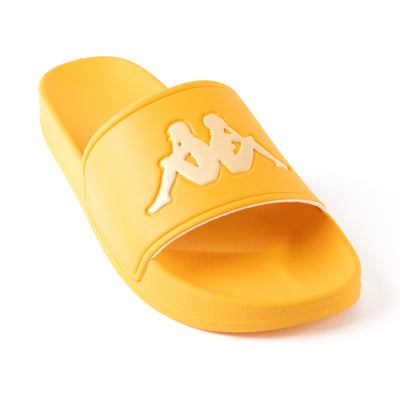 Authentic Adam 2 Slides - Orange Beige