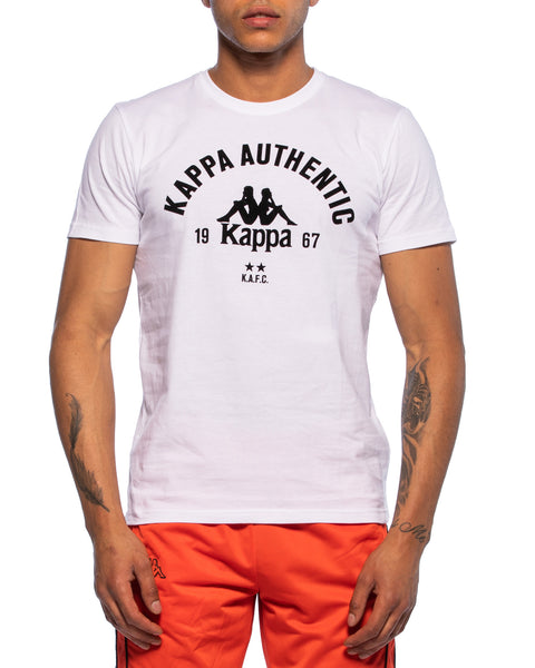 Authentic Capurro White T-Shirt