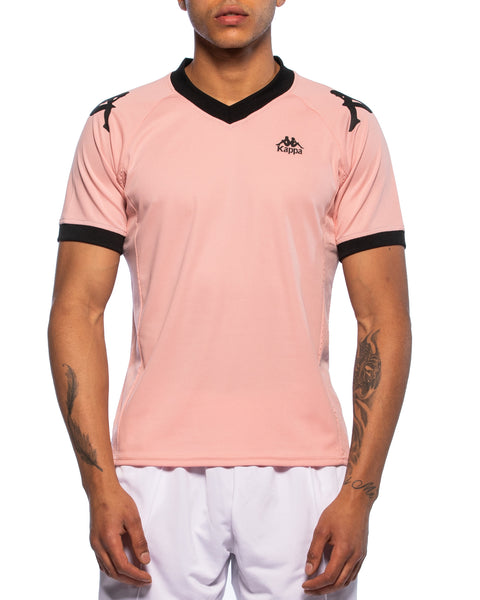 Authentic Ramzy Pink Futbol Jersey
