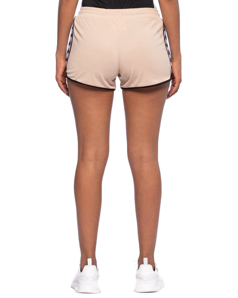 Kappa Authentic Anguy Pink Peach Shorts - Back