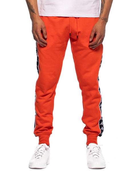Authentic Lucio Red Orange Sweatpant