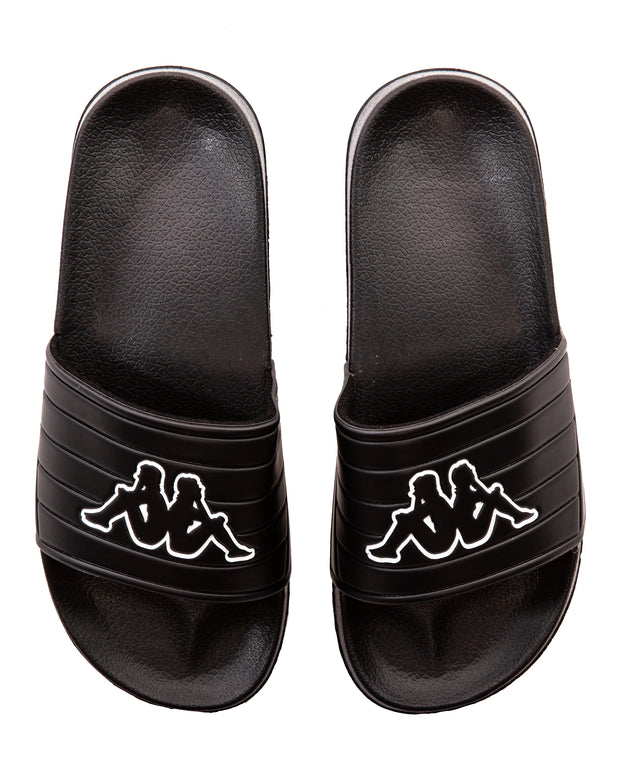 Logo Matese Slides - Black White