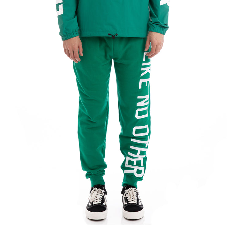 Kappa Authentic Bartuc Green Sweatpants
