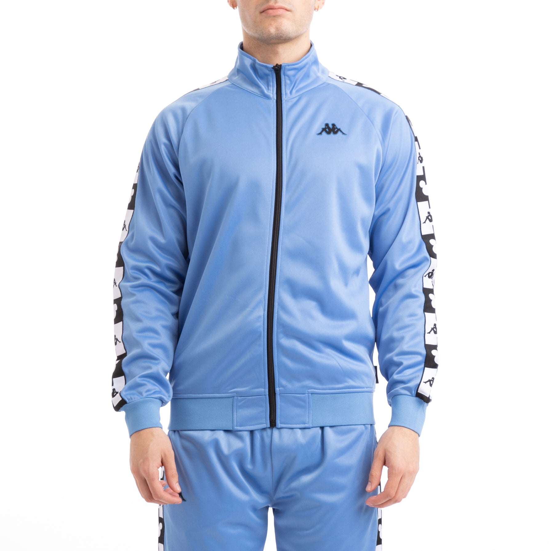 be5c6139fe Authentic Anne Disney Blue Pacific Black Track Jacket – Kappa USA