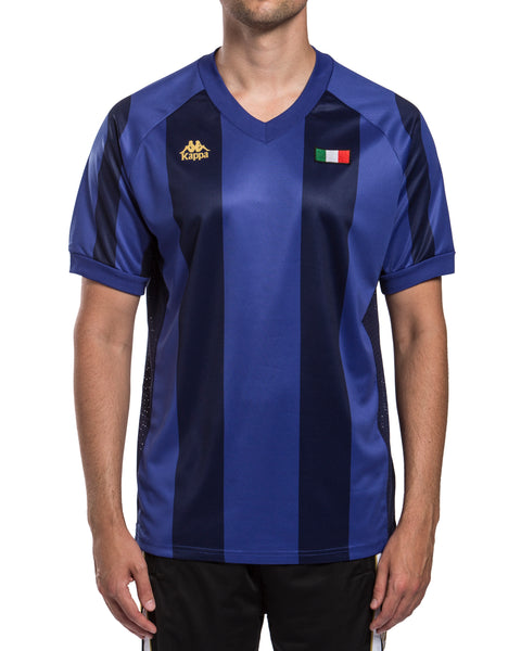 Authentic Wolser Blue Jersey - Front