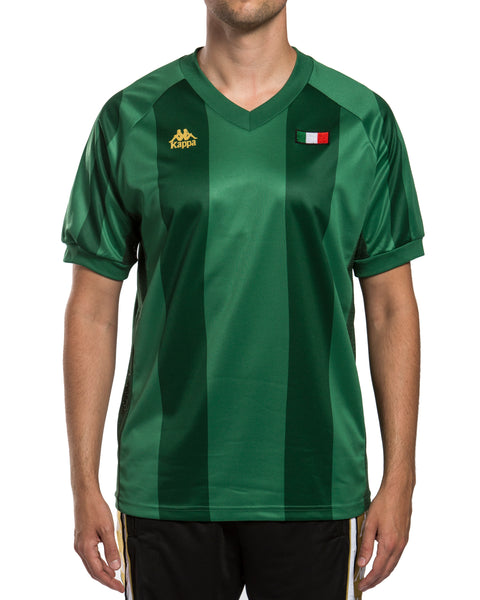Authentic Wolser Green Jersey - Front