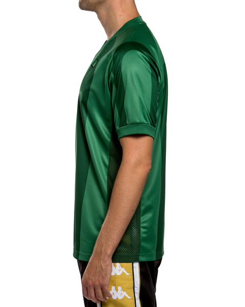 Authentic Wolser Green Jersey - Side