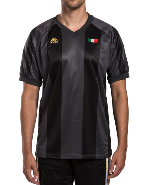 Authentic Wolser Black Jersey - Front