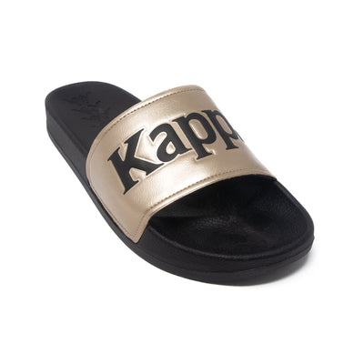 222 Banda Adam 9 Slides - Black Almond