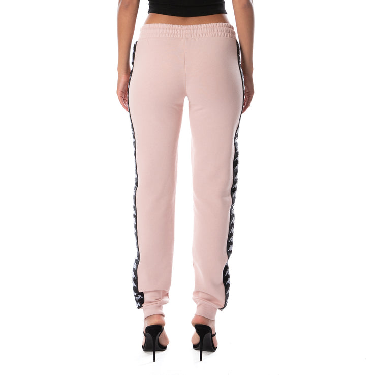 222 Banda Barnu Sweatpants - Pink Black