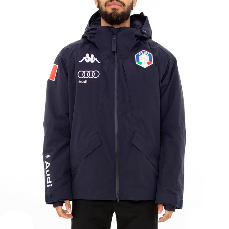 6Cento 611 Fisi Ski Jacket - Blue Night