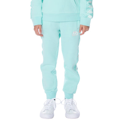 Kids 222 Banda Alanz Sweatpants - Green Aqua