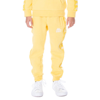 Kids 222 Banda Alanz Sweatpants - Yellow