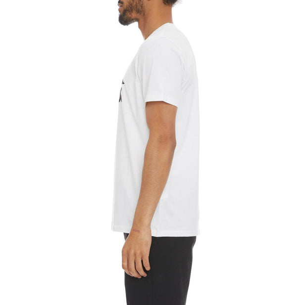 Authentic Estessi T-Shirt - White Black