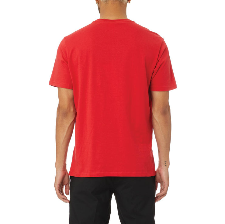 Authentic Estessi T-Shirt - Red White