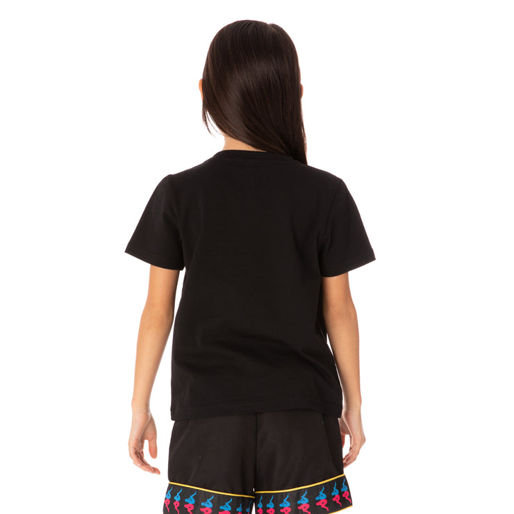 Kids Authentic Estessi T-Shirt - Black