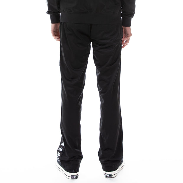 222 Banda Astoriazz Snap Trackpants Black