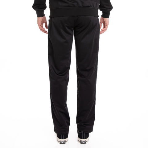 Kappa 222 Banda Astoriazz Black Grey Silver White Trackpants