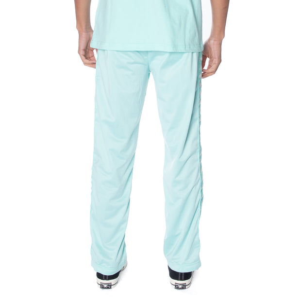 222 Banda Astoriazz Trackpants - Green Aqua